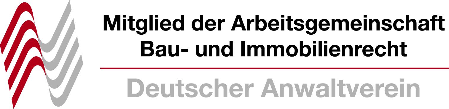 Mitglied der Arbeitsgemeinschaft Baurecht im Deutschen Anwaltverein